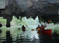 madam moon cruise in Bai Tu Long Bay & Ha Long Bay / Promotion Rates / Kayaking