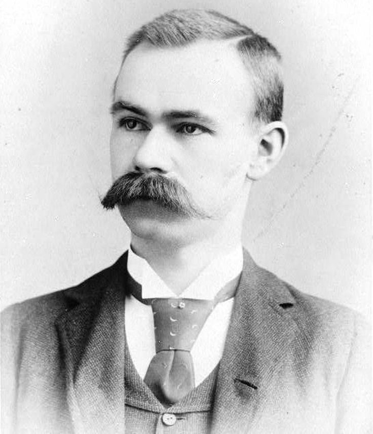 Herman Hollerith - the founder of IBM | People | Pinterest