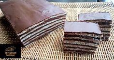 Diétás hatlapos sütemény (gluténmentes, szénhidrátszegény, paleo)