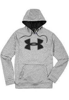 Under Armour Fleece Storm Big Logo Hoody for Men 1241995-025