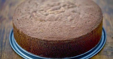 Kuchenfee Lisa: Schokoladen Biskuit Boden Sacher Art