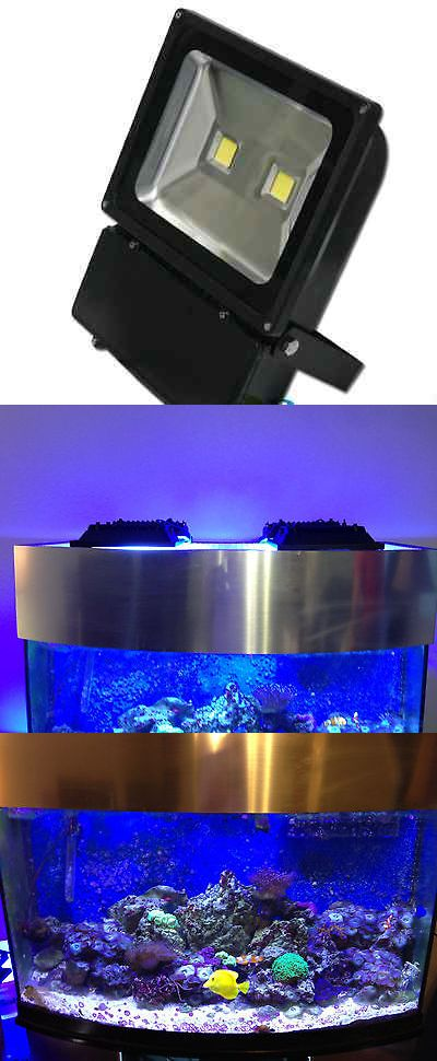 Epic Lighting and Bulbs Aquarium Reef Led Lamp W K White Metal Halide Alternative