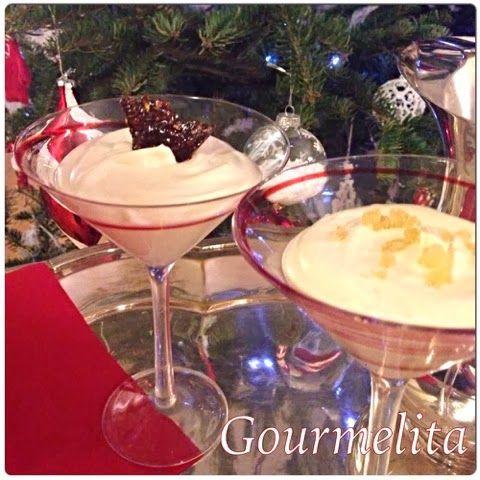 Gourmelita: White Chocolate Mousse