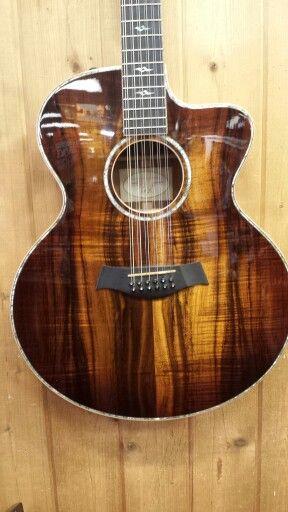 Taylor K65ce Koa 12 string acoustic electric