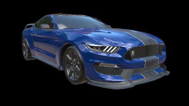 Ford Mustang GT 350 2016 by mischa