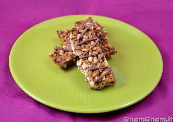 Scopri la ricetta di: Barrette ai cereali fatte in casa