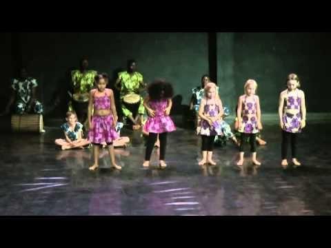 spectacle enfants Choregraphie de  Marius Sawadogo