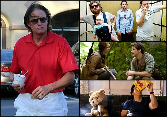 Bruce Jenner lands a role in upcoming spoof 'The Hungover Games' (see pics)