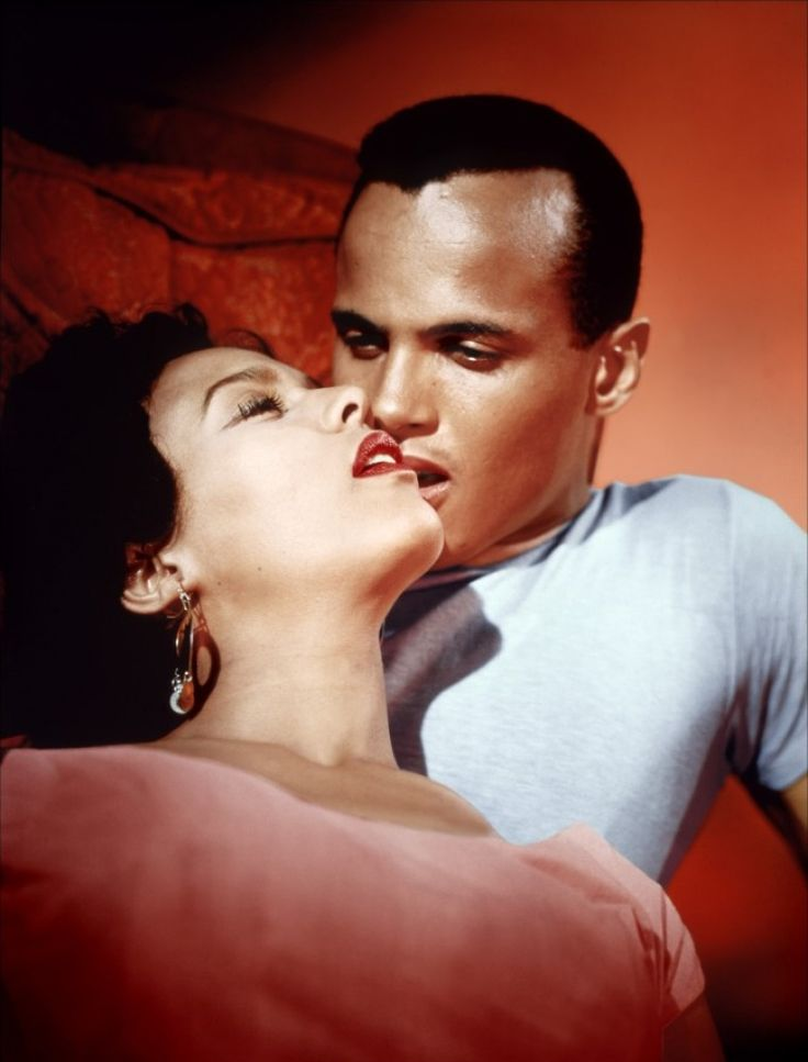 Dorothy Dandridge & Harry Belafonte
