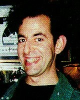 Jonathan Larson on the day that he quit working at the Moondance Diner to pursue his dream of seeing RENT come to life.