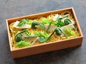 おもてなしにぴったり!たけのこと春野菜のちらし寿司