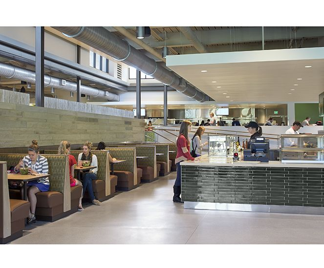 photo 4 for Miami University - Western Dining Hall