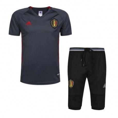 Maillot Training Belgique Noire
