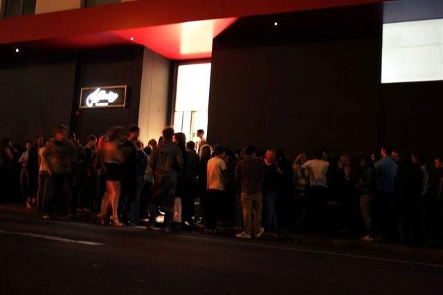 Always best to arrive to Affinity early to avoid the line