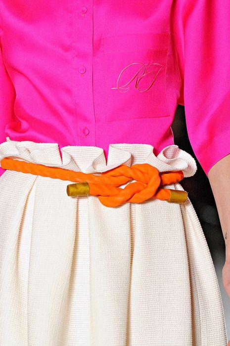 orange/pink/nautical/monogram
