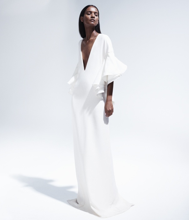Liya Kebede by Josh Olins for WSJ Magazine May 2013 1