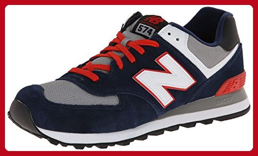 New Balance 574, Men's Trainers, BLAU, 9 UK