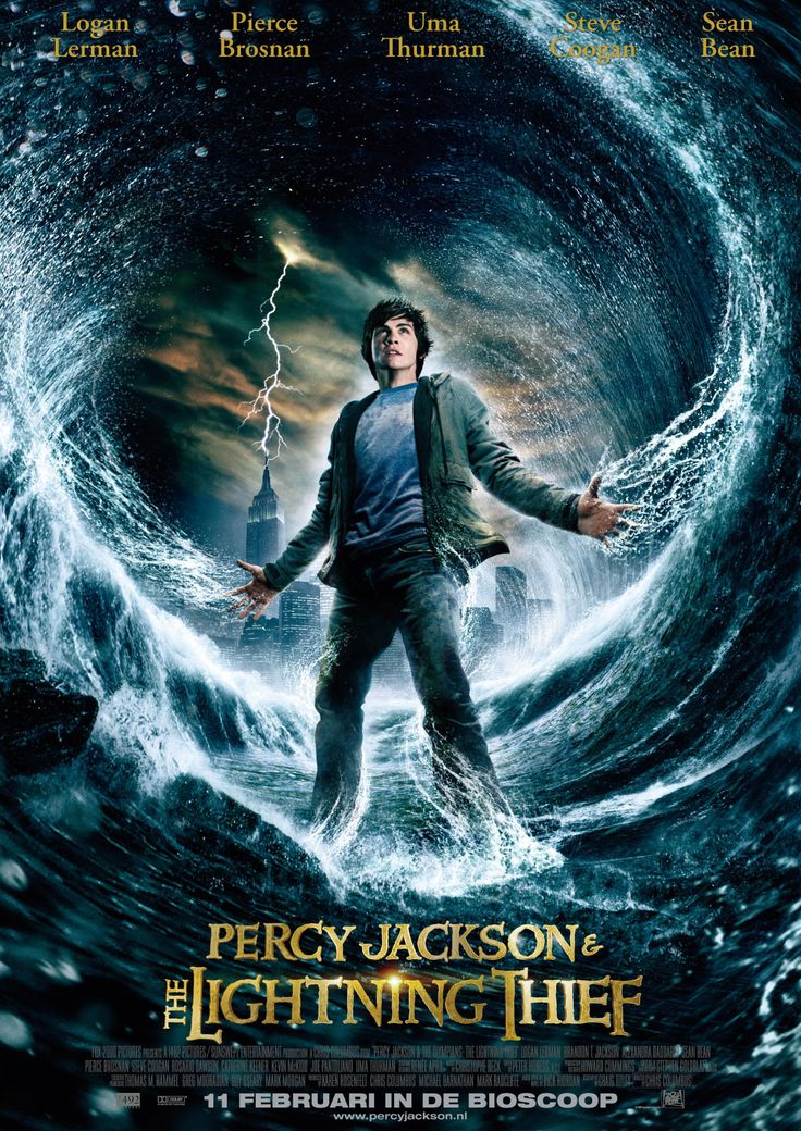 Percy Jackson & The Lightning Thief (2010)
