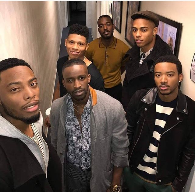whats better than black men ? ill wait <3