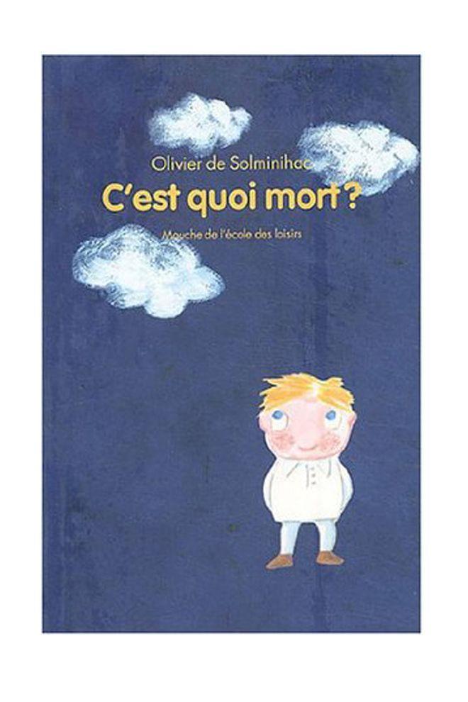 Livre jeunesse sur la mort: C'est quoi mort?