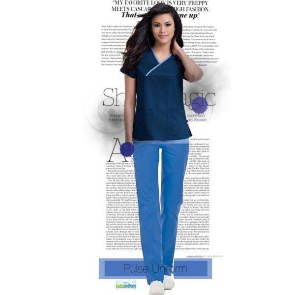 Know how to mix and match your nursing scrub. | Pinterest ...