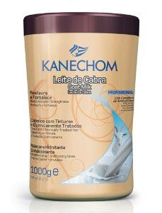 Brazilian Hair Treatment Goat's Milk Mask (Leite De Cabra) by Kanechom. Deep Hydrating Treatment. Goat's Milk with complex amino acids. I have several favorite deep conditioners. This is my #1 must have.