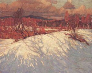 Afternoon, Algonquin Park  Tom Thomson