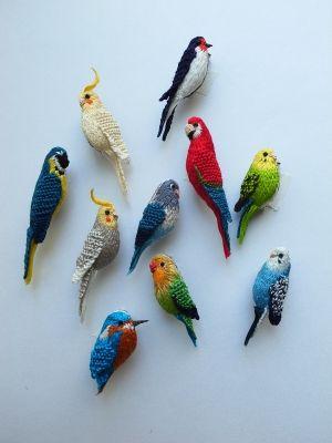 25 Best Ideas About Crochet Birds On Pinterest Crochet
