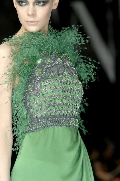 Valentino, Haute Couture Spring/Summer 2009.