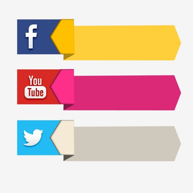 Facebook Youtube Banner Social Media 3d Icon Label Facebook Icons Youtube Icons Social Icons Png Transparent Clipart Image And Psd File For Free Download Youtube Banners Social Icons Facebook Icons