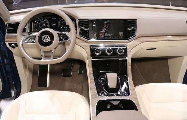 2016 Volkswagen Tiguan absolute