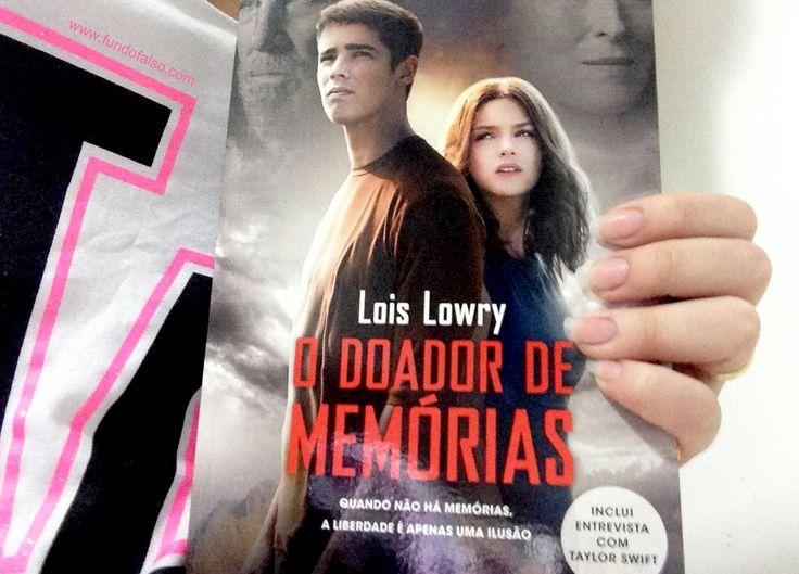 ..:: Fundo Falso ::..: ✓ Resenha: O Doador de Memórias - Lois Lowry