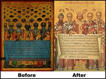 hebrew israelites | Tumblr 1 Maccabees 3:48 And laid open the book of the Law, wherein the HEATHEN had sought to Paint the likeness of THEIR IMAGES. Selah