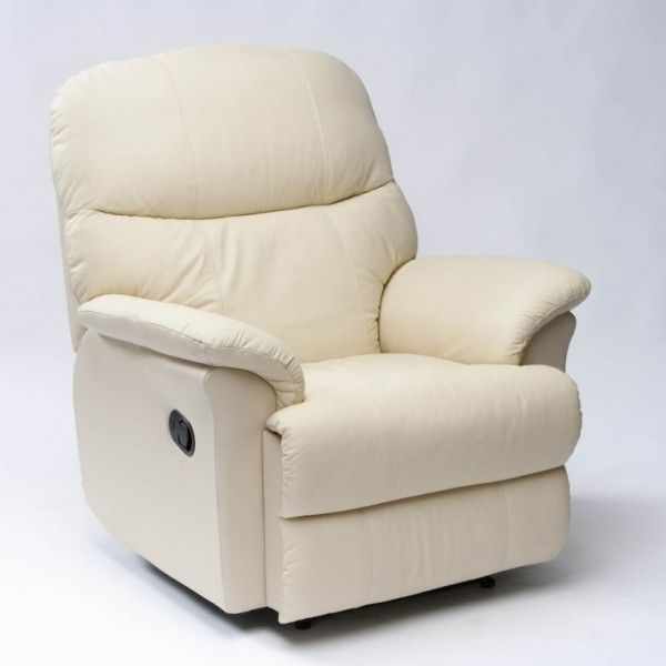 Lars Luxury Leather Rise And Recline Chair Cream Cavendish Furniture Mobility Recliner Chair Chair Recliner