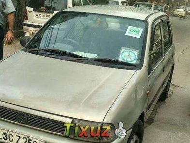 Maruti zen 2003 petrol maruti zen lxi cng fitted rc 2nd owner