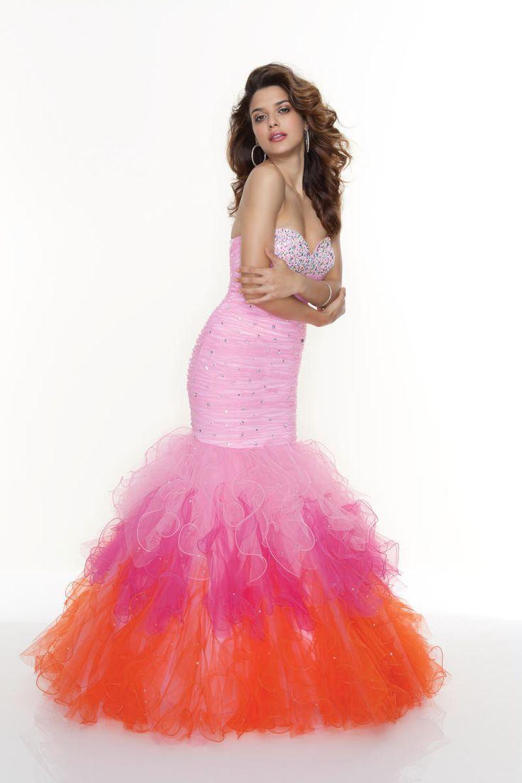 Mejores 31 imágenes de Paparazzi by Mori Lee Prom Gowns en Pinterest ...