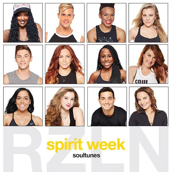 Celebrate Soul Roslyn's Spirit Week with a Playlist!