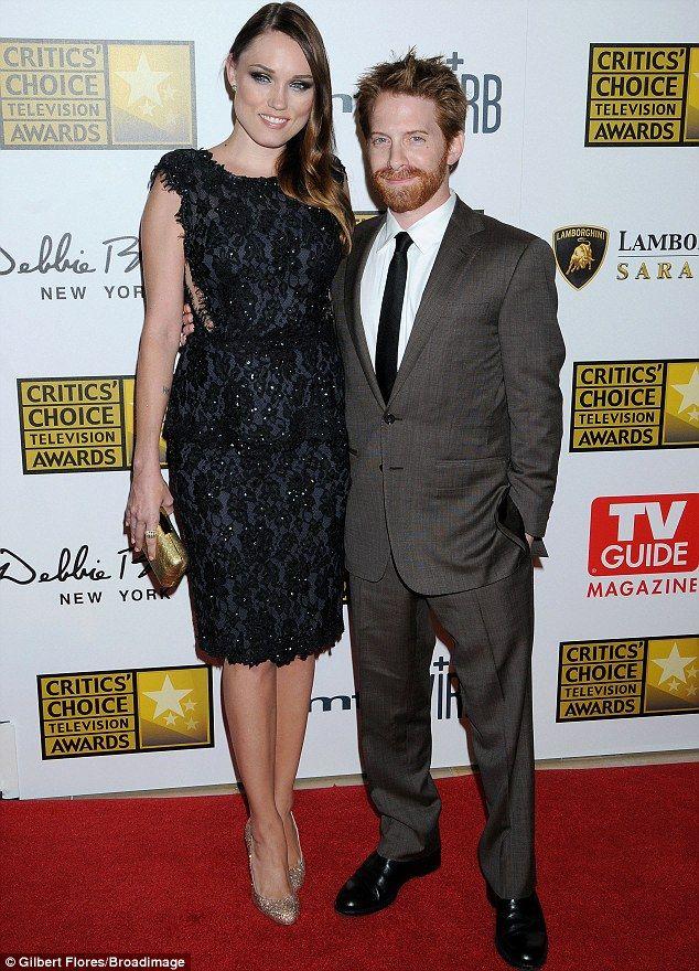 Clare Grant e Seth Grant #HauteCouture #RedCarpet