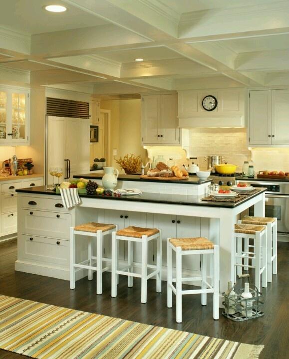 Kitchen Island 4 Seats