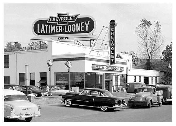 Latimer Looney Chevrolet Dealership Kingsport Tennessee