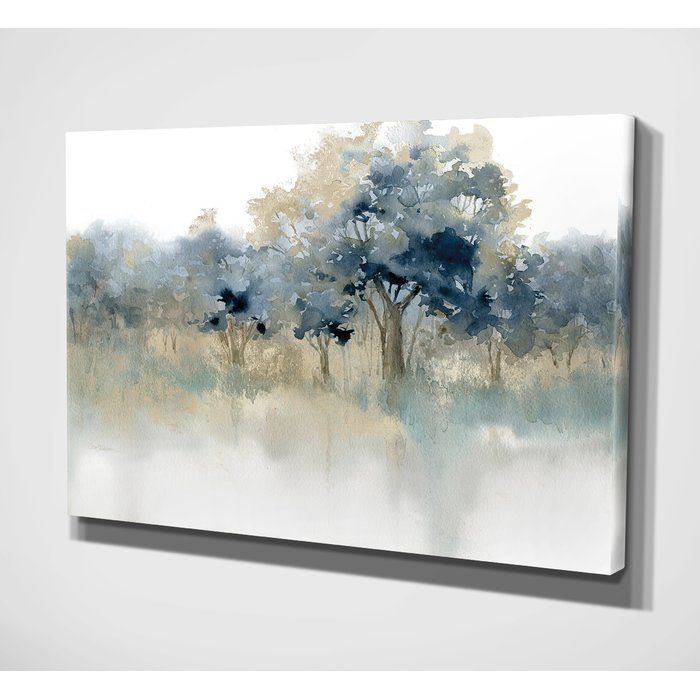 Waters Edge Ii Reproduction De Peinture A L Huile Sur Toile