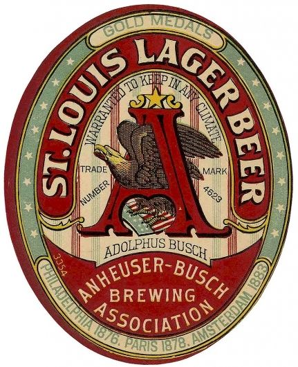 All sizes | Anheuser-Busch Brewing Assn St. Louis Lager Beer | Flickr - Photo Sharing!