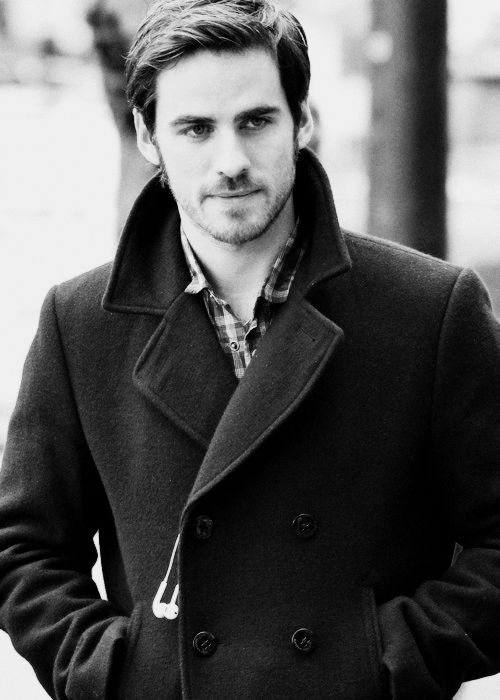Colin O'Donoghue: The world's most charming swashbuckler