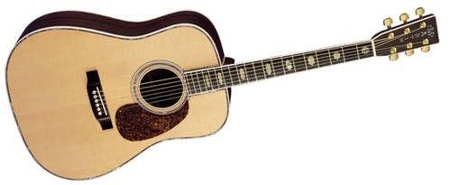 2012 Martin D-45 Dreadnought Acoustic Guitar in Box