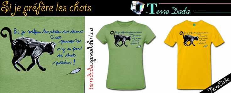 TerreDada Tees: Spreadshirt