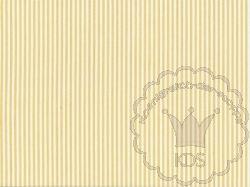 Königreich der Stoffe - 2,5 mm Streifen gelb/weiß -