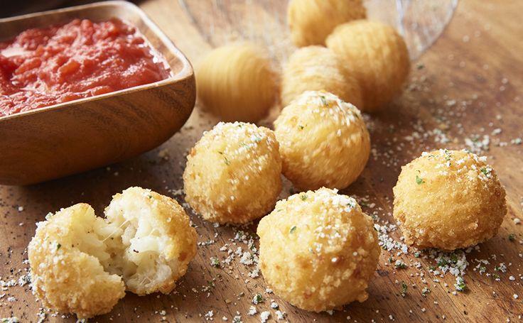 Crispy Risotto Bites
