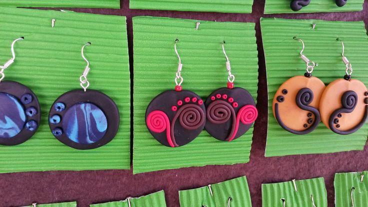 Kedvenc fülcsik  :) Favourite earrings