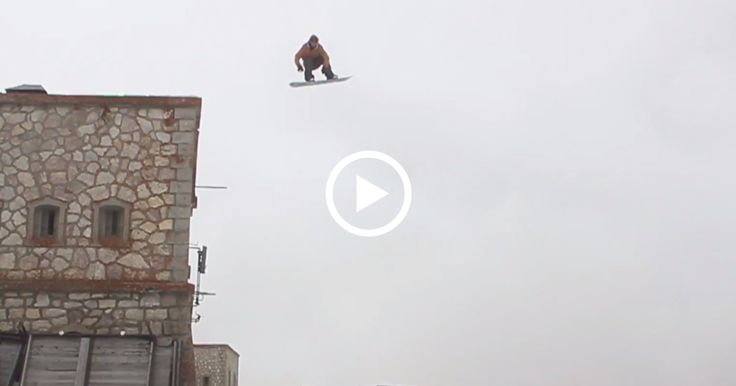 #snowboard #winter Gian Marco Maiocco – Full Part 2016 Italian stallion, Gian Marco Maiocco, filmed an array of tricks last year. Half in the rustic streets of Italy, and the other half, while working at Les 2 Alpes when not on instructor duty. Kink rails, heavy drops, and highly technical jibbing, Gian Marco's part merits your eyes and attention.