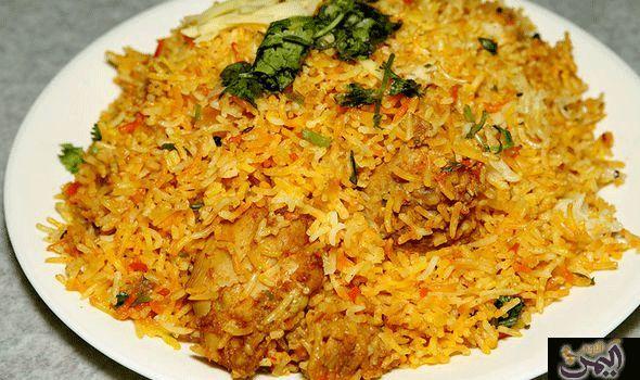 طريقة تحضير برياني الدجاج الشهي Biryani Recipes Egyptian Food
